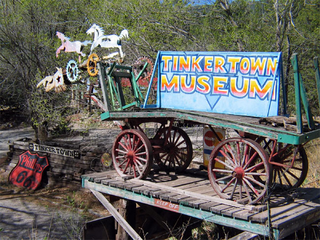 tinkertown folk art